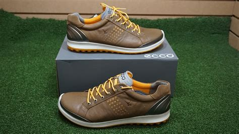 golf shoes size 13 new ecco golf biom hybrid spikeless mens golf shoe size 13