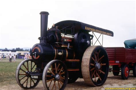 Auto Thomas Br Hl by Steam Scenes Steam Traction Engine Pictures And
