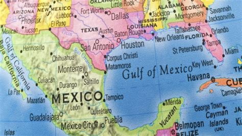 macali texas map mexico captures leader of cartel world news abc news radio