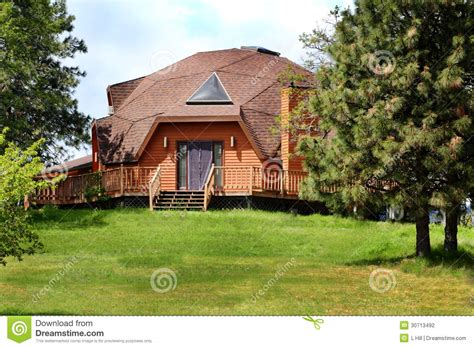 Dome Shaped House by Dome Home Stock Photography Image 30713492