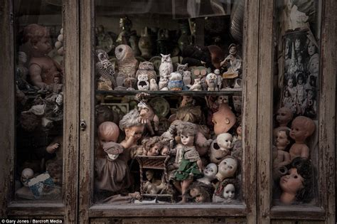 porcelain doll hospital shop of horrors that is actually a doll hospital
