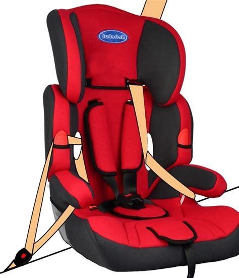como elegir  instalar las sillas de coche