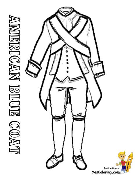 stand tall july 4th coloring pages july 4th free