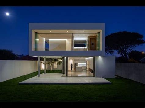 modern box house modern house design  floating box