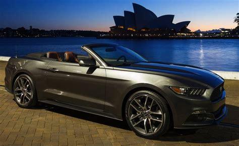 2014 mustang australia 2015 ford mustang australia autos weblog