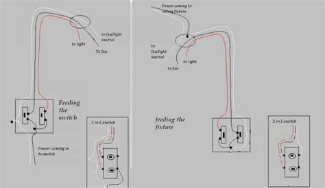 bathroom exhaust fan diagram a bath fan light wiring diagrams central ac wiring diagram