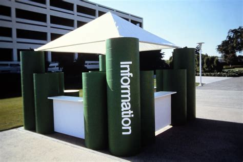 ibm information booth scale models unlimited