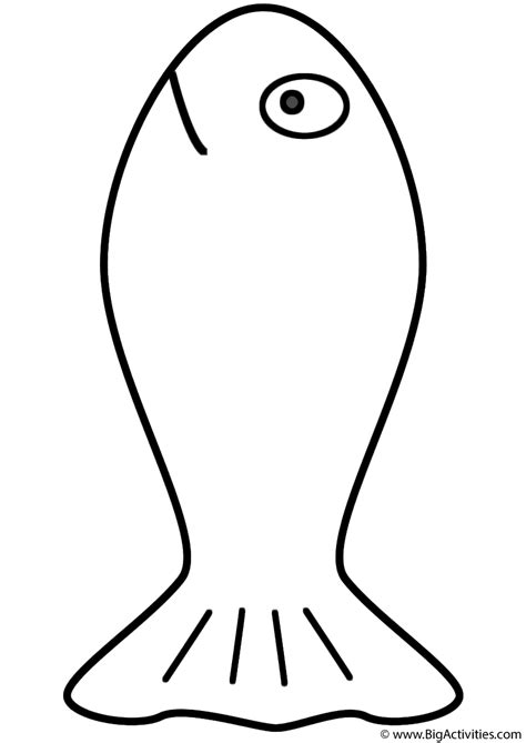 printable coloring pages goldfish goldfish coloring page fish
