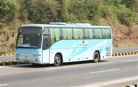 indian luxury buses mumbai to pune pune to mumbai