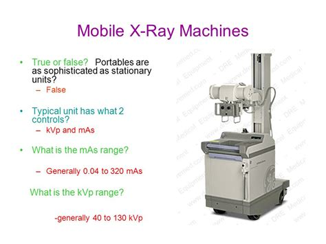 capacitor discharge mobile x mobile radiography portables ppt