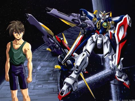 gundam mobile suits murphy s gundam wing mobile suit gallery