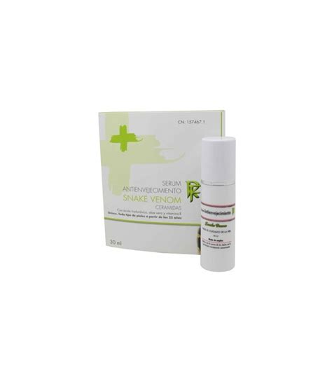 Serum Farma serum antienvejecimiento 30 ml rueda farma