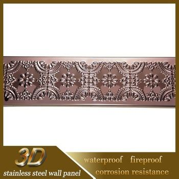 decorative wall border ss gold sheet projects decorative wall borders buy 3d