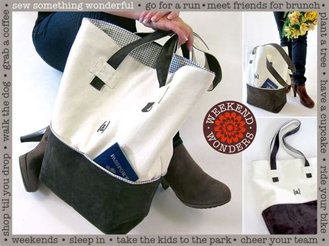 The Knoxx Roan Weekend Handbag by 25 Best Ideas About Weekender Tote On Totes