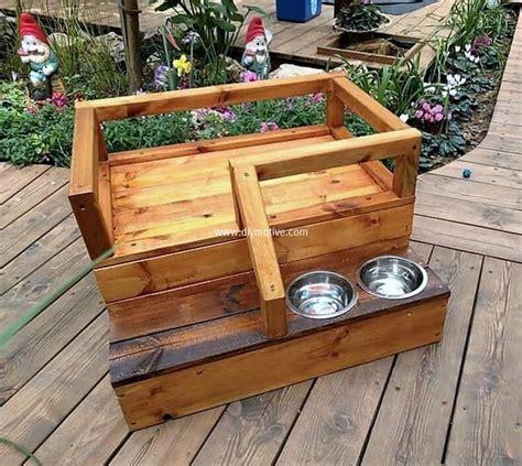 dog bed out of pallets 50 diy ideas for wood pallet dog beds diy motive