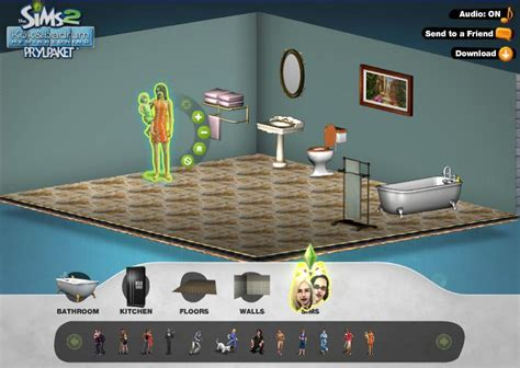 play  sims  decor game  games