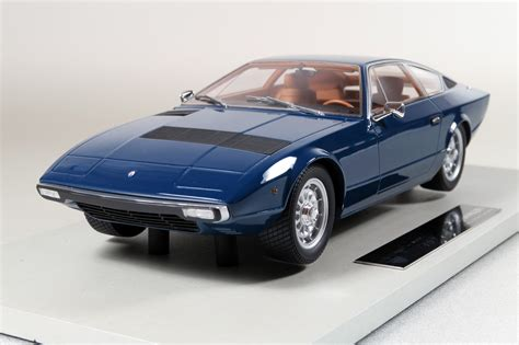 maserati khamsin top marques collectibles maserati khamsin 1 18 blue top33a