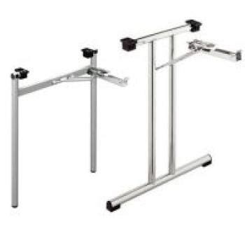gambe per tavoli pieghevoli gambe per tavoli supporti per penisole articoli per la