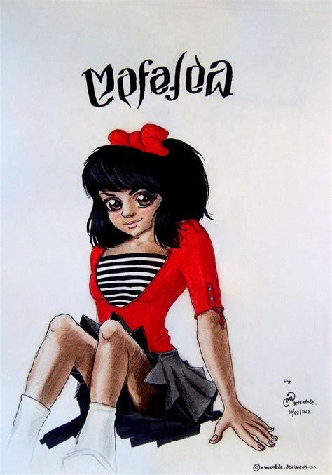 mafalda 7 mafalda mafalda by sevenlole on