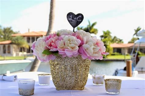 how to make simple diy flower arrangements glitter inc wedding ideas blog lisawola how to diy simple wedding