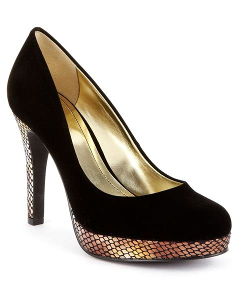 style co shoes tarah platform pumps from macys shoes