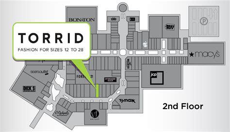destiny usa map of mall destiny usa floor plan images