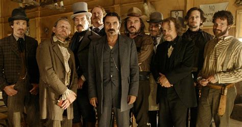 Dinner Series Wrap Up 2 by Deadwood To Finally Wrap Up Hbo Series Movieweb