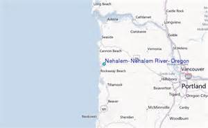 nehalem oregon map nehalem nehalem river oregon tide station location guide