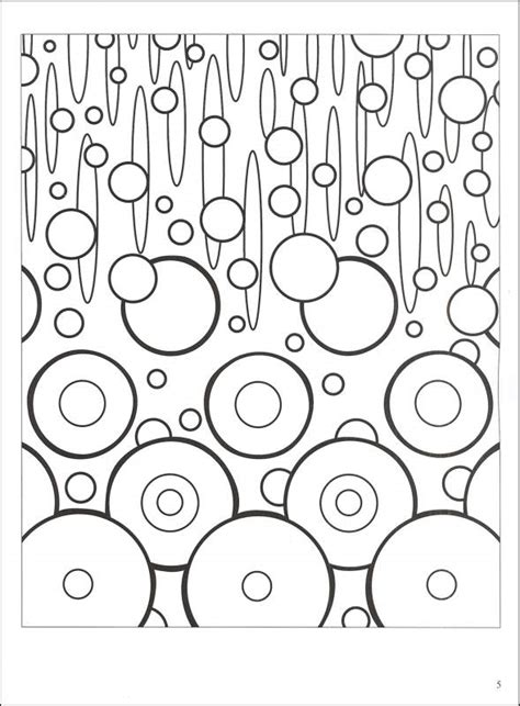 abstract coloring pages abstract design coloring pages