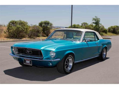 1968 mustangs for sale 1968 ford mustang for sale classiccars cc 988019