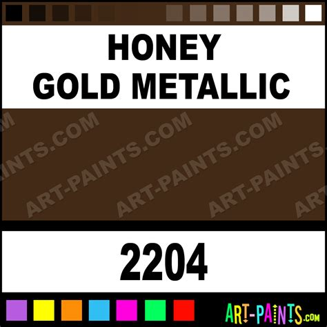 honey gold metallic acrylic enamel paints 2204 honey gold metallic paint honey gold