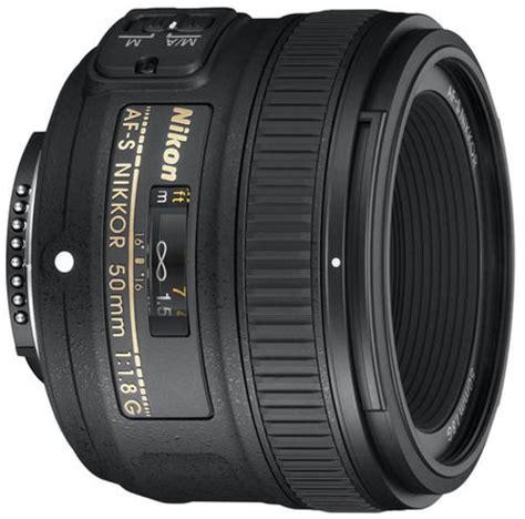 Lensa Nikkor Af S 50mm F 1 8g nikon af s nikkor 50mm f 1 8g lens nikon flipkart