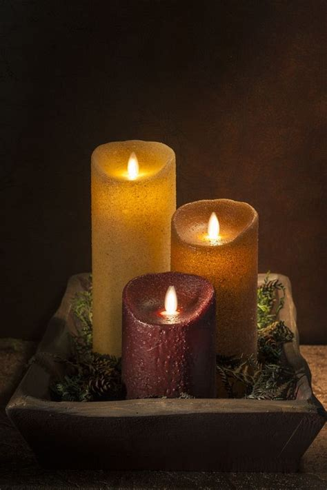 luminara candele flameless candles luminara flameless candles and candles