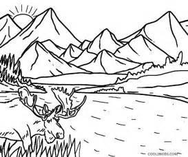 nature coloring pages printable nature coloring pages for cool2bkids