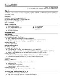 Accounts Payable Resume Sle by Accounts Payable Receivable Resume Exles Business Resumes Livecareer