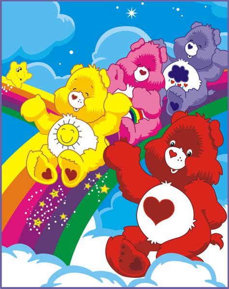 painting care bears care bears by vonborowsky on deviantart