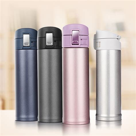 Best Quality Animal Stainless Thermos Kapasitas 500 Ml aliexpress buy quality termos 500ml thermoses cup stainless steel bottle vacuum flasks