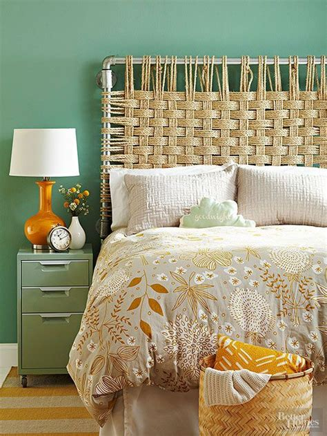 cheap diy headboards cheap and chic diy headboard ideas gardens diy headboards and better homes and gardens