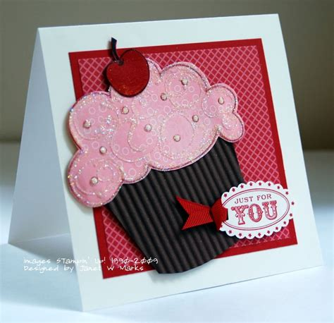 cupcake cards to make stin up birthday card ideas this card is one of the