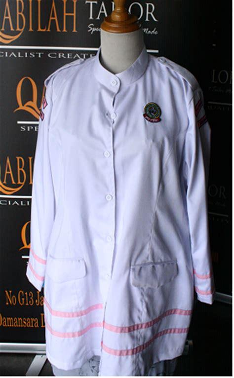 Baju Riadah Puteri Islam pakar jahitan pakaian kokurikulum sekolah