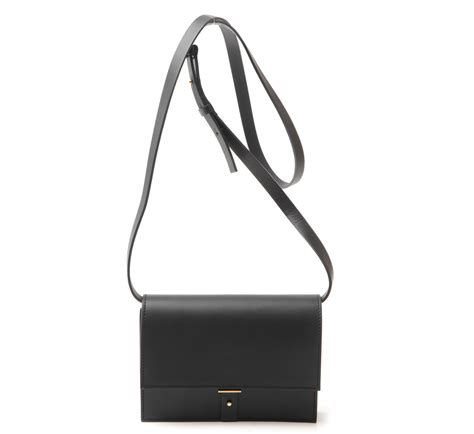 Black Shoulder Bag ab10 black shoulder bag by pb 0110 shop at roztayger