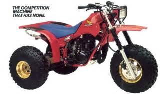 Pics photos 1984 honda atv 250r atc 3 wheeler