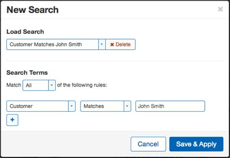 ui pattern search form usability is there a correct ui pattern for advanced