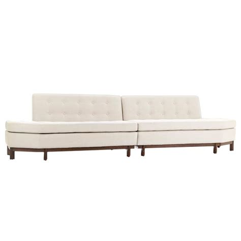 Frank Lloyd Wright Sofa by Frank Lloyd Wright Sectional Sofa For Sale At 1stdibs