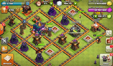 clash of clans hack apk clash of clans hack apk v8 332 16 clash of