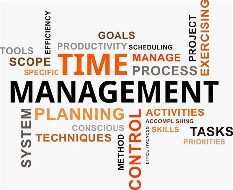 Tips On A For The Time by Tips To Organize For Success Manage Self Rather Than