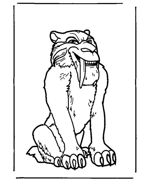 ice age coloring pages pdf ice age coloring pages online free coloring online