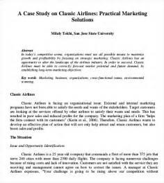 Business Case Study Report Sample 10 Case Study Examples Free Amp Premium Templates