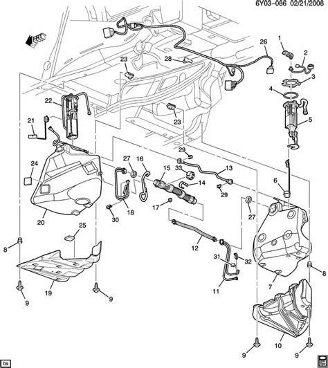 2009 Cadillac Diagram Parts Downloaddescargar Com