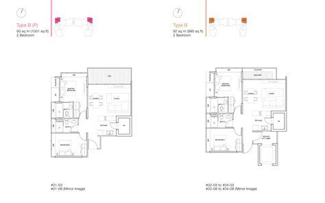 ola residences floor plan 2 bedroom ola residences